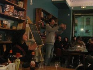 53º Café Filosófico - Botequim da Graça, Lisboa